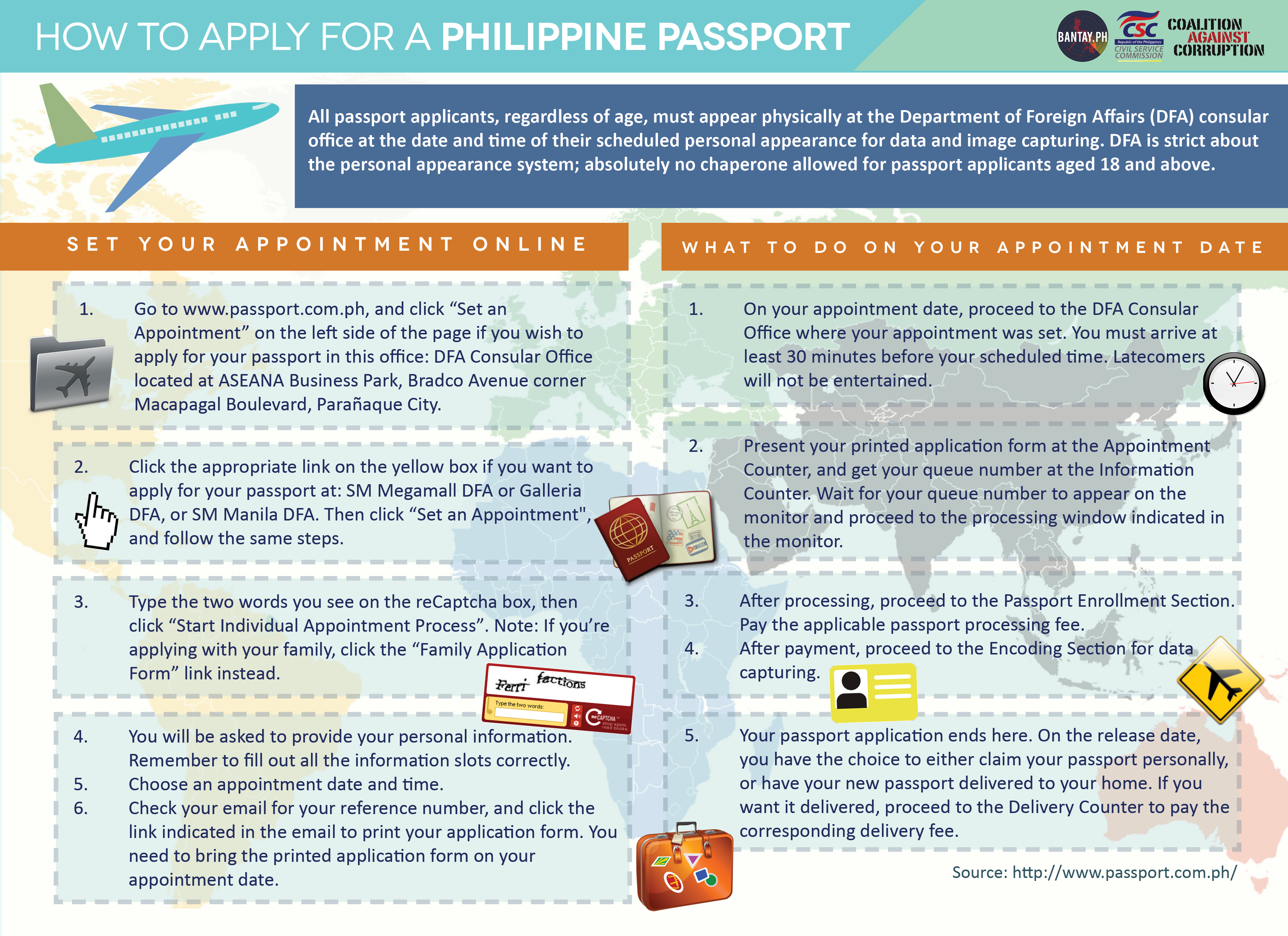 How To Apply For Philippine Passport (english) Bantay Ph How To Apply For  Your
