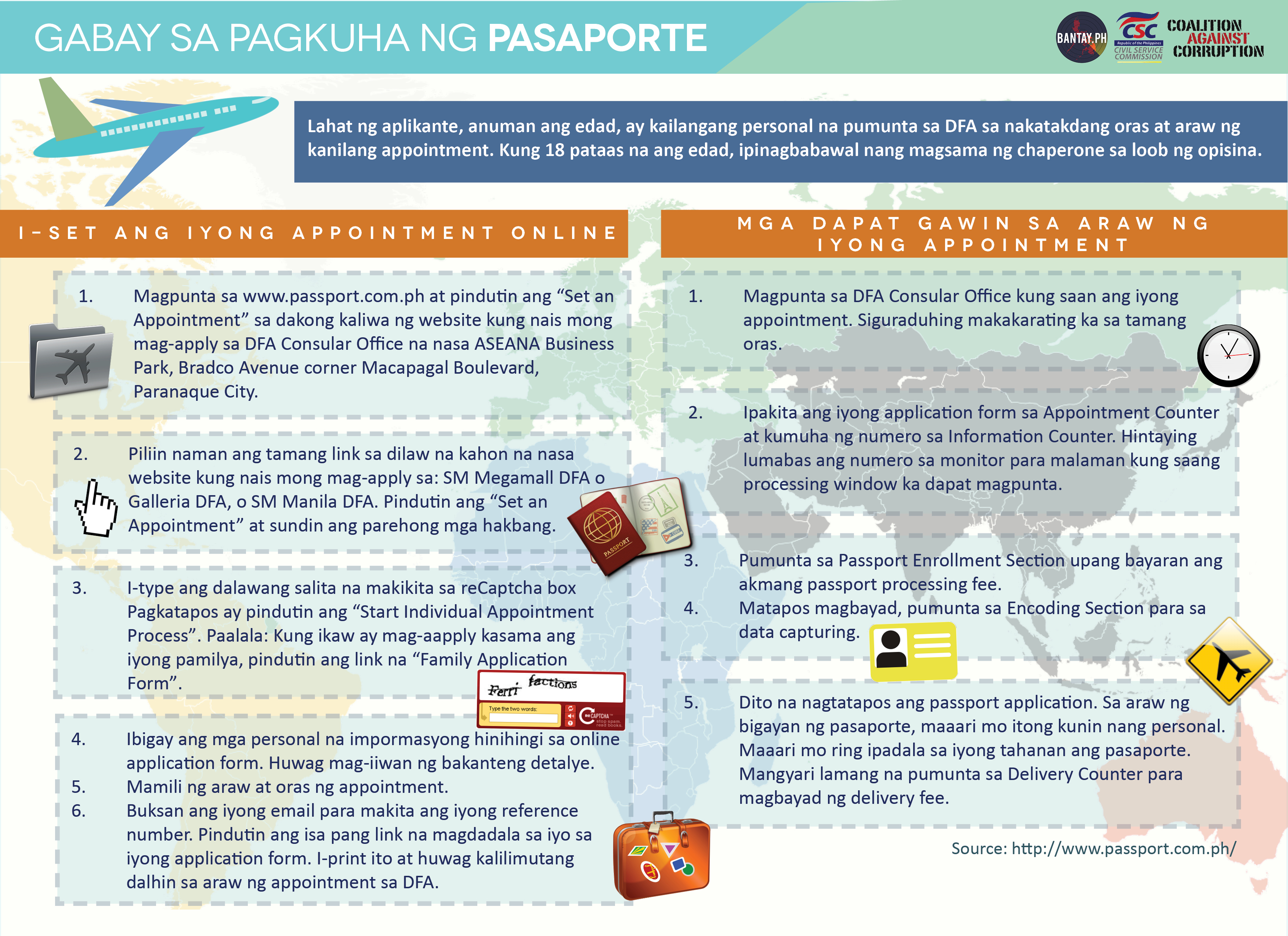 How To Apply For Philippine Passport (tagalog) Bantay Ph How To Apply For A